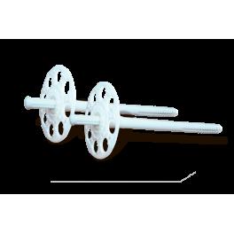 Дюбель пластмассовый 10*75мм